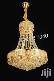 Gold and Silver Chandelier | Home Accessories for sale in Lagos State, Lagos Island