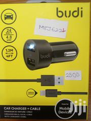 Bud Car Charger And USB Cable | Vehicle Parts & Accessories for sale in Abuja (FCT) State, Utako