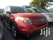 Ford Explorer 2013 Red   Cars for sale in Lagos State, Apapa