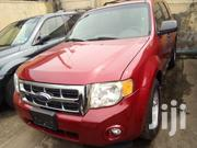 Ford Escape 2009 Red | Cars for sale in Lagos State, Isolo