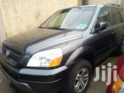 Honda Pilot 2005 Gray   Cars for sale in Lagos State, Isolo