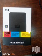 WD 500gb External Hard Drive | Computer Hardware for sale in Lagos State, Ikeja