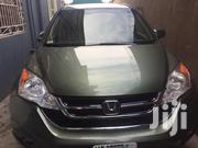 Honda CR-V 2.4 LX Automatic 2008 Green | Cars for sale in Lagos State, Mushin