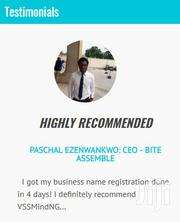 Register Your Business In 4 Working Days!!! | Legal Services for sale in Abuja (FCT) State, Wuse 2