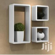 3 Set Cube Wall Shelf | Home Accessories for sale in Lagos State, Lagos Mainland