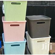 Woven Storage Basket | Home Accessories for sale in Lagos State, Lagos Mainland