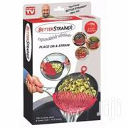 Food Plastic Strainer | Kitchen & Dining for sale in Lagos State, Lagos Island