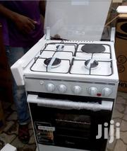 New Medea 4 Burner Gas Cooker 3 In 1. 3 Gas And 1 Electric | Kitchen Appliances for sale in Lagos State, Lekki Phase 1