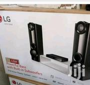 LG 667 Home Theater System Body Guard Is Original | Audio & Music Equipment for sale in Lagos State, Lekki Phase 1