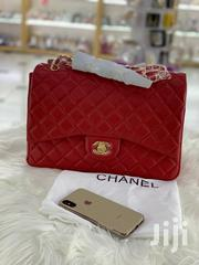 Chanel Jumbo Caviar Female Handbag - Red | Bags for sale in Lagos State, Ikeja