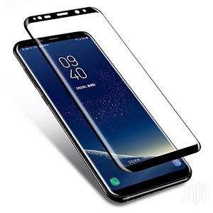 Samsung Galaxy S8+ Plus Tempered Glass Screen Protector