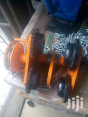 Manual Chain Block Traveller | Manufacturing Equipment for sale in Lagos State, Ojo