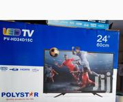 Polystar 24 Inches LED TV With 2 Years Warranty | TV & DVD Equipment for sale in Lagos State, Lekki Phase 1
