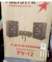 Polystar Pv12 Hometheter With 2 Years Warranty | TV & DVD Equipment for sale in Lagos State, Lekki Phase 1