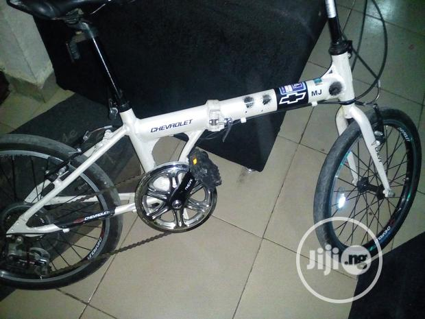 Archive: Chevrolet Sports Bicycle