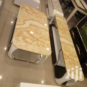 Lastest Design Marble Tv Stand, With Center Table to Match | Furniture for sale in Lagos State, Ajah