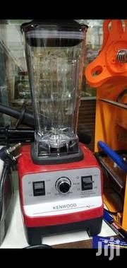 INDUSTRAL Red Kenwood High Speed Blender | Kitchen Appliances for sale in Lagos State, Lekki Phase 1