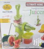 2 -In-1 Manual Fruit Juicer Processor Machine/Meat Mincer | Kitchen & Dining for sale in Lagos State, Mushin