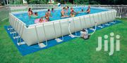 32ft By 16ft Intex Mobile Swimming Pool With Complete Accessories   Garden for sale in Lagos State, Lagos Mainland