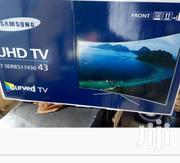 Original Samsung 43 Inches Smart Curve TV | TV & DVD Equipment for sale in Lagos State, Lekki Phase 1