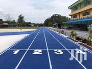 Rexque Tartan Track Construction | Landscaping & Gardening Services for sale in Imo State, Okigwe