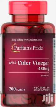 Puritains Pride Apple Cider Supplement | Vitamins & Supplements for sale in Lagos State, Amuwo-Odofin
