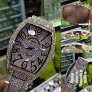 Original Full Iced Franck Muller Chain Wristwatch | Watches for sale in Lagos State, Lagos Island
