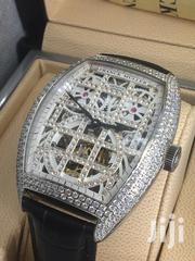 Skeleton Background Mechanical Franck Muller Watch | Watches for sale in Lagos State, Lagos Island