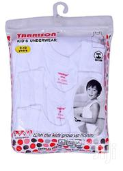 Yarrison 3 In A Pack Boys' Vest | Children's Clothing for sale in Lagos State, Ikoyi