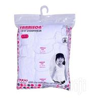 Yarrison 3 In A Pack Girls' Vest | Children's Clothing for sale in Lagos State, Ikoyi