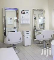 Salon Mirror And Chair | Salon Equipment for sale in Lagos State, Lagos Island