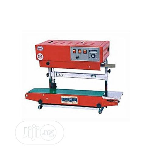 Generic Commercial Continue Band Sealing Machine