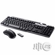 Hi-ray 2.4ghz Wireless Keyboard & Mouse Set | Computer Accessories  for sale in Akwa Ibom State, Uyo