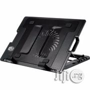 Adjustable Cooler Master Notepal Ergostand Basic Notebook Cooler Fan | Computer Accessories  for sale in Akwa Ibom State, Uyo
