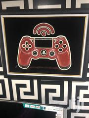 Ps4 Controller Artwork Painting | Video Game Consoles for sale in Lagos State, Surulere