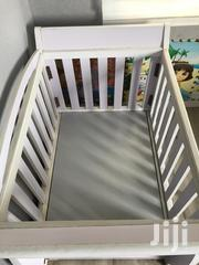 Baby Crib With Storage Drawer Underneath | Children's Furniture for sale in Lagos State, Ikeja