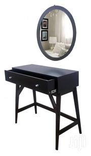 Console Table With Round Mirror | Home Accessories for sale in Lagos State, Agege