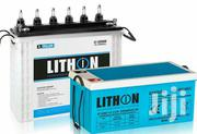 Lithon Tubular And Dry Cell Battery | Electrical Equipments for sale in Lagos State, Isolo