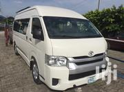 Toyota HiAce 2013 White   Buses & Microbuses for sale in Rivers State, Port-Harcourt