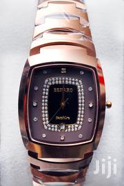 Senaro Sapphire Rose Gold Watch (Limited Edition) | Watches for sale in Lagos State, Lekki Phase 1