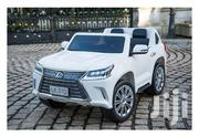 Lexus Lx 570 Toddler 4wd Remote Control Ride on Car With 2 Seats | Toys for sale in Lagos State, Lagos Island