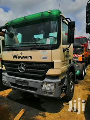 New Arrival Foreign Used M/Benz Actros Tractor Trucks | Heavy Equipment for sale in Lagos State, Amuwo-Odofin