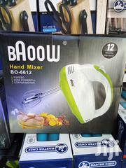Baoow Hand Mixer | Kitchen Appliances for sale in Abuja (FCT) State, Wuse
