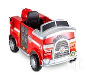 Paw Patrol 6-Volt Battery Powered Marshall Fire Truck Kid Trax Ride-On | Toys for sale in Lagos State, Alimosho