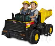 Tonka Mighty Dump Truck 12-Volt Battery-Powered Ride-On | Toys for sale in Lagos State, Alimosho