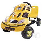 Transfomer Hauck Bumblebee Ride-on Pedal Go-kart | Toys for sale in Lagos State, Alimosho