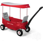 Radio Flyer Deluxe All-terrain Pathfinder Wagon W/ Canopy | Prams & Strollers for sale in Lagos State, Alimosho