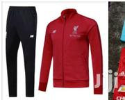 Liverpool Track Suit - Red | Clothing for sale in Lagos State, Lagos Mainland