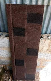 Coffee Brown And Black Shingle Piches Stone Coated Roofing Sheets | Building & Trades Services for sale in Lagos State, Ajah