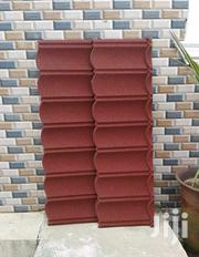 Coolest Wine Bond Stone Coated Roofing Sheets | Building & Trades Services for sale in Lagos State, Ajah